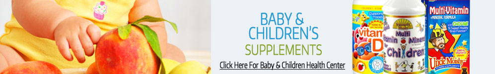 Kosher Baby & Children's Supplements