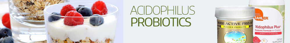 Kosher Acidophilus/Probiotics