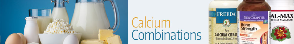 Kosher Calcium Combinations