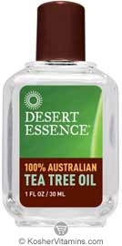 Desert Essence 100% Australian Tea Tree Oil 1 OZ
