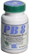 Nutrition Now PB8 Acidophilus Complex Vegetarian Suitable not Certified Kosher 60 Vegetarian Capsules