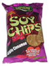 Landau Kosher Soy Chips Apple Cinnamon 3.5 OZ