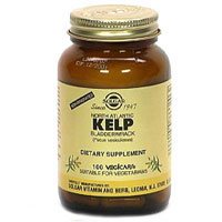 Solgar North Atlantic Kelp  100 Vegicaps