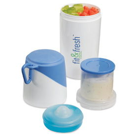 Fit & Fresh Healthy Food Snacker 1 Each