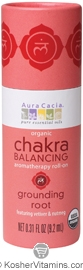 Aura Cacia Chakra Roll-On Grounding Root 0.31 OZ