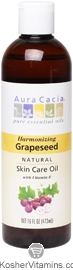 Aura Cacia Skin Care Oil Grapeseed 16 OZ
