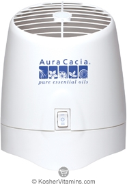 Aura Cacia Aromatherapy Vaporizer with Oil 1 Unit