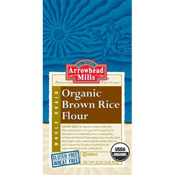 Arrowhead Mills Kosher Brown Rice Flour Organic 32 oz