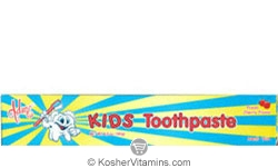 Adwe Kosher Kids Toothpaste Cherry Flavor 6.4 Oz.