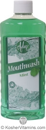 Adwe Kosher Mouthwash Mint Small 8 oz