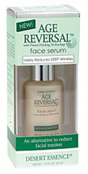 Desert Essence Age Reversal Face Serum 2 OZ