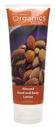 Desert Essence Body Lotion Almond 8 OZ