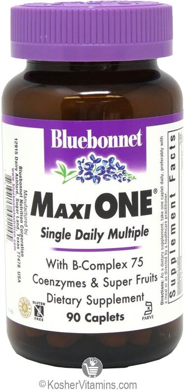 Kosher MaxiOne Single Daily Multiple