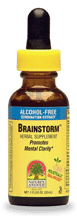 Natures Answer Kosher Brainstorm Alcohol Free 1 Oz.