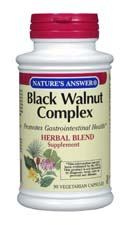 Natures Answer Kosher Black Walnut Complex 90 Capsules