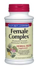 Natures Answer Kosher Female Complex 90 Capsules