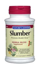 Natures Answer Kosher Slumber 50 Capsules