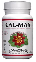 Maxi Health Kosher Cal Max (Calcium Magnesium Complex) with D3 360 Tablets