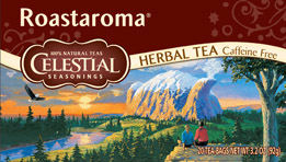 Celestial Seasonings Kosher Roastaroma Herbal Tea Caffeine Free 20 Bags