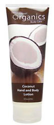 Desert Essence Hand & Body Lotion Coconut 8 OZ