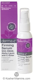 Derma E Firming Serum with DMAE, Alpha Lipoic and C-Ester 2 OZ