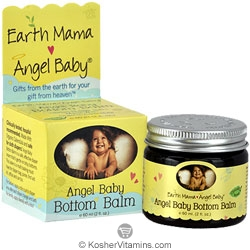 Earth Mama Angel Baby Angel Baby Bottom Balm 2 OZ