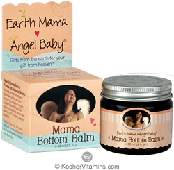 Earth Mama Angel Baby Earth Mama Bottom Balm 2 OZ