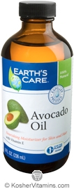 Earth's Care Avocado Oil 8 OZ