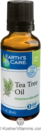 Earth's Care Tea Tree Oil 1 OZ