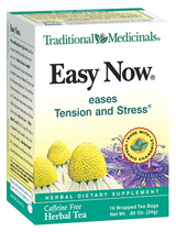 Traditional Medicinals Kosher Easy Now 16 Tea Bags