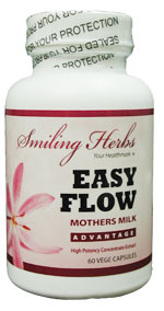 Smiling Herbs Kosher Easy Flow 60 Vege Capsules