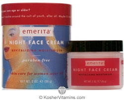 Emerita Night Face Cream 2 OZ