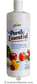 Environne Kosher Purely Essential Fruit & Vegetable Wash 32 Fl Oz