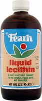 Fearn Kosher Liquid Lecithin 16 oz.