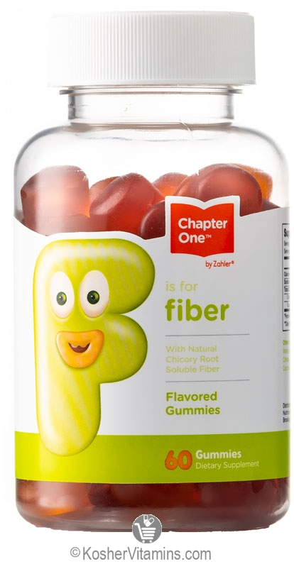 Zahlers Kosher Chapter One™ Fiber with Natural Chicory Root