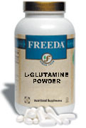 Freeda Kosher L-Glutamine Powder 16 OZ.