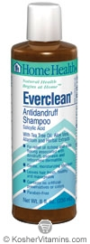 Home Health Everclean Antidandruff Shampoo 8 OZ