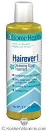 Home Health Hairever I Cleansing Scalp Treatment  8 OZ