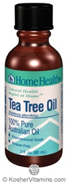Home Health Tea Tree Oil 100% Pure Australian Oil 2 OZ