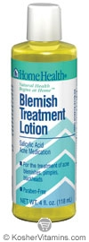 Home Health Blemish Treatment Lotion 4 OZ