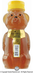Natrazyle Kosher Sugar Free Xylitol Imitation Honey 10 oz