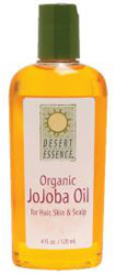 Desert Essence 100% Pure Jojoba Oil 2 OZ