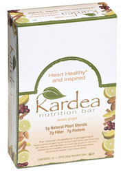 Kardea Nutrition Kosher Nutrition Bars Chai Spice15 Bars Dairy 1.34 oz