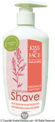 Kiss My Face Moisture Shave Pomegranate Grapefruit 11 Oz