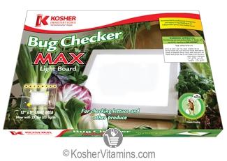 Kosher Innovations Kosher Bug Checker Max Light Board 1 Light Board