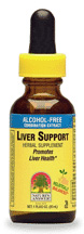 Natures Answer Kosher Liver Support Alcohol Free 1 Oz.