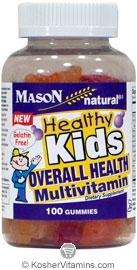 Buy Kosher children's vitamins, Kids vitamins, calcium, multivitamins, gummies for children & kids at discount prices from top Kosher vitamins and supplements manufacturer.