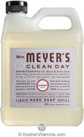 Mrs. Meyer's Clean Day Lavender Liquid Hand Soap Refill 33 OZ