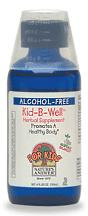 Natures Answer Kosher Kid-B-Well Tonic 4 OZ.