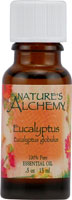 Nature's Alchemy 100% Pure Essential Oil Eucalyptus 0.5 OZ
